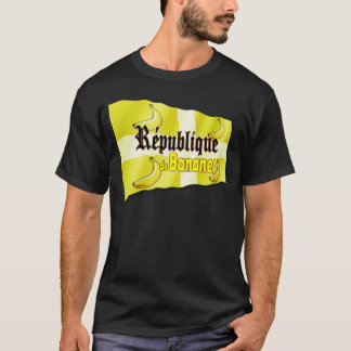 République de Bananes T-Shirt