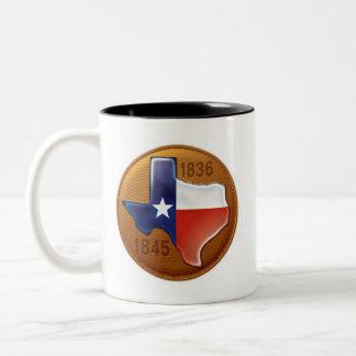 République de tasse de café du Texas