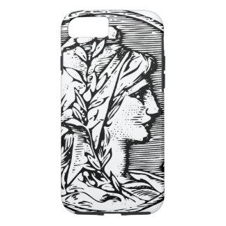 republique francaise French coin franc head iPhone 7 Case