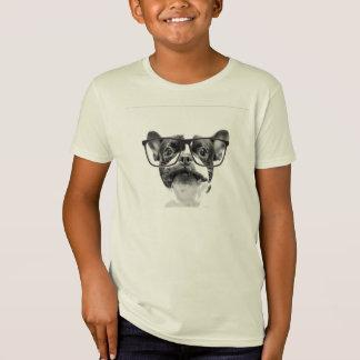 Reputable French Bulldog with Glasses Tee Shirt