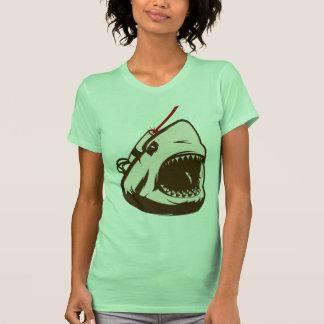Requin avec un Frickin à rayon laser T-shirt