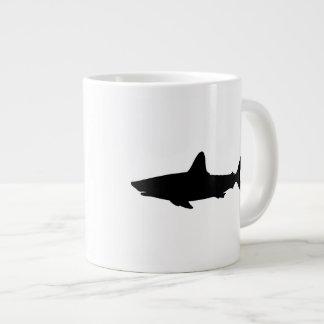 Requin de natation mug jumbo