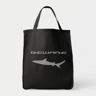 Requin Sac En Toile Épicerie