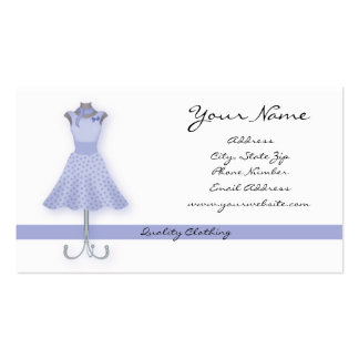 Resale Business Cards