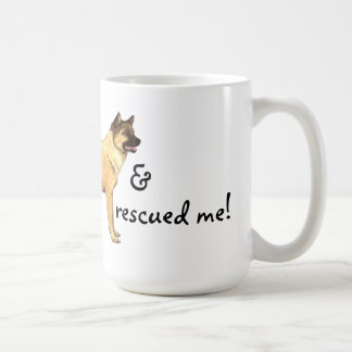 Rescue Akita Coffee Mug