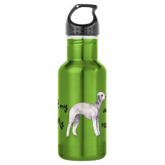 Rescue Bedlington Terrier