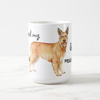 Rescue Berger Picard Coffee Mug