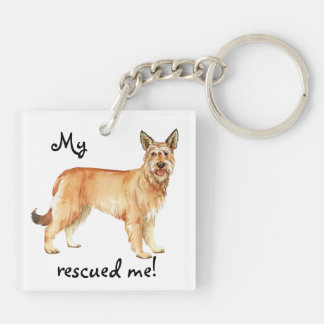 Rescue Berger Picard Keychain
