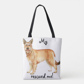 Rescue Berger Picard Tote Bag