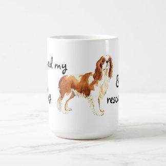 Rescue Cavalier Coffee Mug