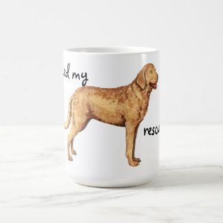 Rescue Chesapeake Bay Retriever Coffee Mug