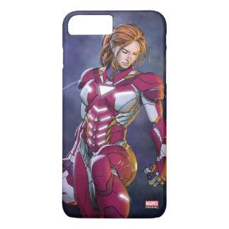 Rescue Defeating Superior Iron Man iPhone 8 Plus/7 Plus Case