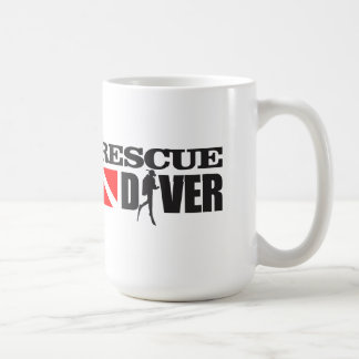 Rescue Diver 2 Coffee Mug