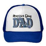 Rescue Dog DAD Trucker Hat