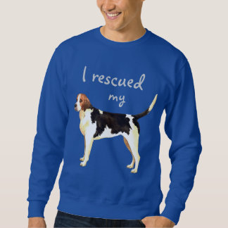 Rescue English Foxhound Sweatshirt
