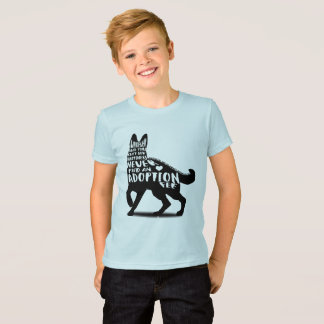 Rescue First Hoofbeats and Pawprints Photography T-Shirt