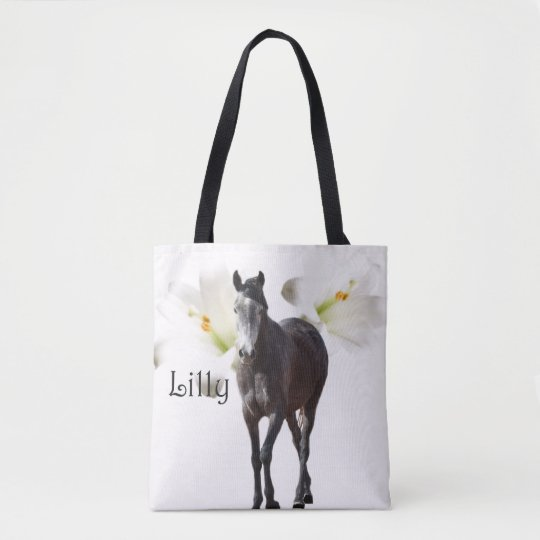 Rescue Horse Tote! Tote Bag