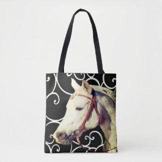 Rescue Horse Tote! Tote Bag