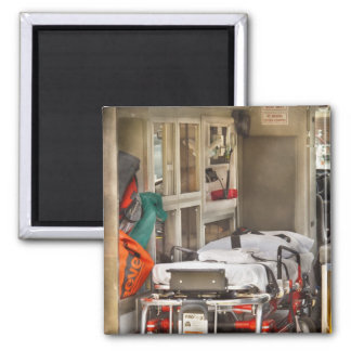 Rescue - Inside the Ambulance Magnet