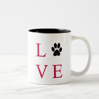 "Rescue ""LOVE""  Mug"