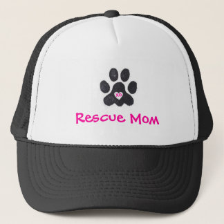 Rescue Mom hat