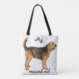 Rescue Otterhound Tote Bag