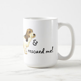 Rescue Petit Basset Griffon Vendéen Coffee Mug