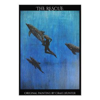 Rescue Photo Print