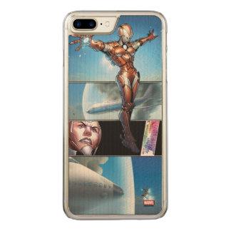 Rescue Saving Plane Carved iPhone 8 Plus/7 Plus Case