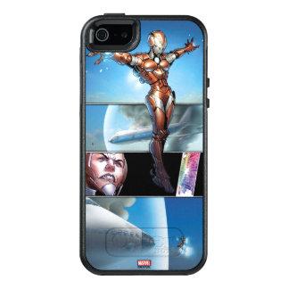 Rescue Saving Plane OtterBox iPhone 5/5s/SE Case