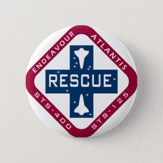 Rescue STS-400 2 Inch Round Button