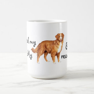 Rescue Toller Coffee Mug