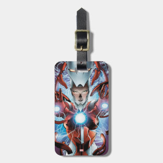 Rescue Unmasked Luggage Tag