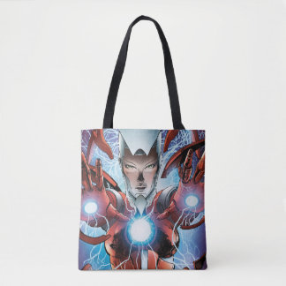 Rescue Unmasked Tote Bag