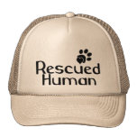 Rescued Human Dog Lover