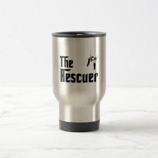 Rescued Travel Mug