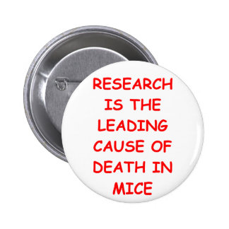 research 2 inch round button
