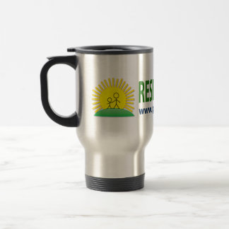 Research = Cure Travel Mug