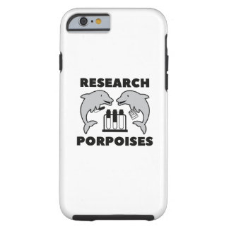 Research Porpoises Tough iPhone 6 Case