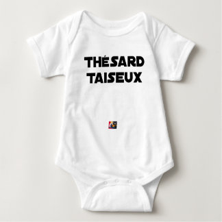 RESEARCH STUDENT TAISEUX - Word games - François Baby Bodysuit