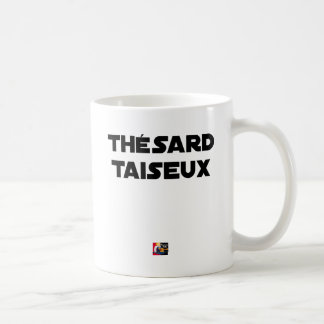 RESEARCH STUDENT TAISEUX - Word games - François Coffee Mug
