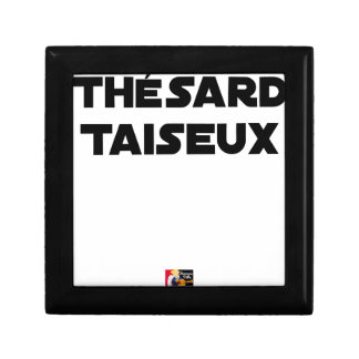 RESEARCH STUDENT TAISEUX - Word games - François Gift Box