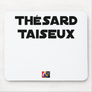 RESEARCH STUDENT TAISEUX - Word games - François Mouse Pad