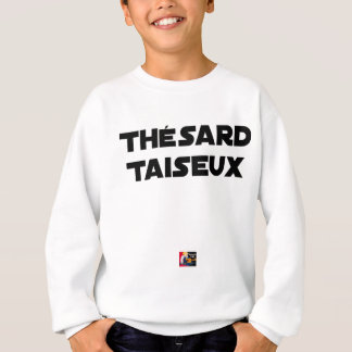 RESEARCH STUDENT TAISEUX - Word games - François Sweatshirt