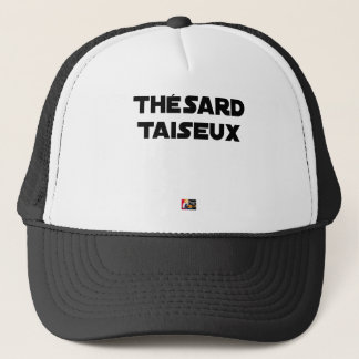 RESEARCH STUDENT TAISEUX - Word games - François Trucker Hat