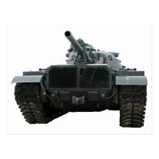 Réservoir de M60 Patton Carte Postale