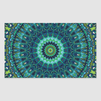 Reshma Kaleidoscope Design Sticker