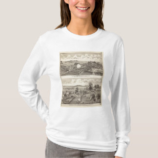 Residence and farm residence in Magnolia Tp T-Shirt