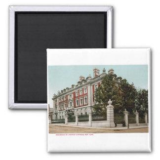 Residence of Andrew Carnegie, New York Magnet