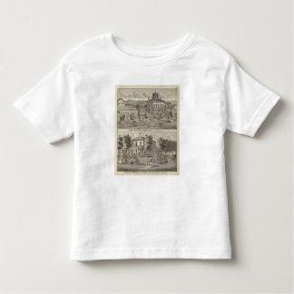 Residence of Judge Horace Corbin Toddler T-shirt